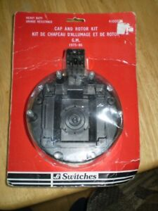 GM HEI Distrubutor Cap- New- 8 and 6 Cyl- Sold Separatel