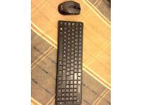 Wireless Mouse and keyboard for sale!