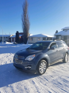 2011 Chevrolet Equinox AWD Fully Loaded