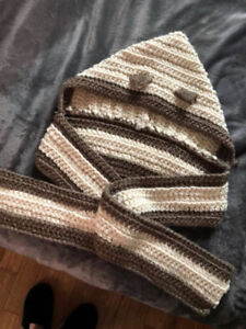 Scarf Hoodie (adult size)