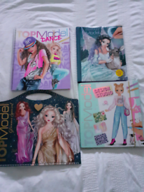 Top Model books