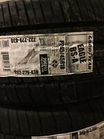 """Two brand new 18"""" tires"""