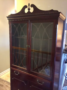 Canadian Made Display Cabinet
