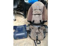 Two car seats for free.