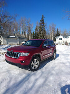 2011 Jeep Grand Cherokee Limited SUV, with Hemi