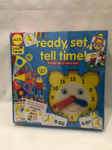 Ready, Set, Tell Time - Learn to tell time