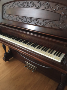 Antique BELL piano, 1800's
