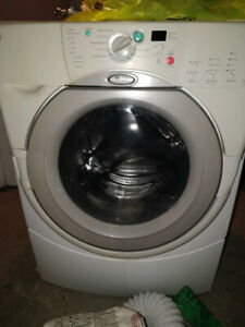 Whirpool Duet washer