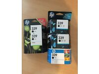 HP 339 Black Printer Cartridge