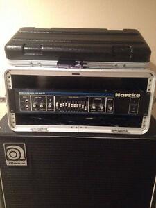 Cabinet et Amplificateur de basse à vendre 2000,00$ nég