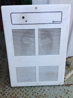 Wall Mount Electric Room Heater