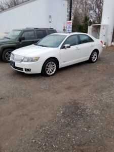 2008 Lincoln MKZ clean reliable transportation