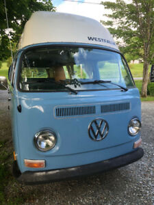 Westfalia 1970 hightop