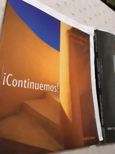 ¡CONTINUEMOS! Book for sale