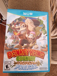 Donkey Kong for Wii U