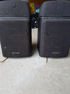 Optimus Pro-LX5II Home Speakers for Sale - Awesome Sound!