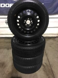 Dodge Caliber Snow Tire Rim & Tire Package!!!!!
