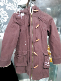 Coat for girls