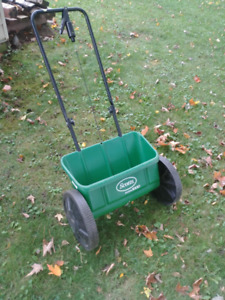SEED SPREADER - Use for Grass or Fertilizer