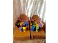 6 Boxes Unscented Votive Candles (12 candles per box)
