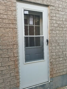 side entrance,enlarge basement windows etc.