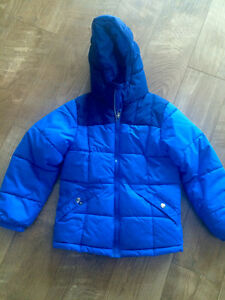 Mint condition Columbia boys jacket size small (8)