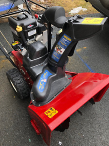 Toro Power Max 2-Stage Electric Start Gas Snow Blower