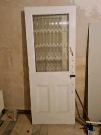 Internal Door with glass