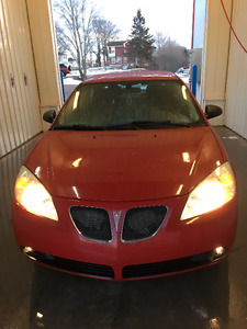 2006 Pontiac G6 SE1 Sedan-ASKING $2275 OBO