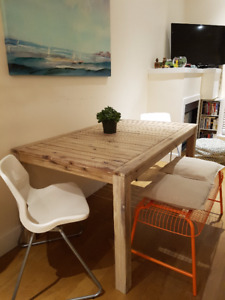 NEW Rustic Wood Table