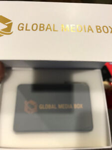 Selling Global TV Media BOX ! PROGRAMMED FULLY ONLY $115!