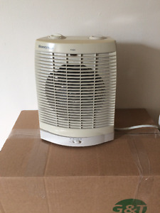 Great fan and space heater $15