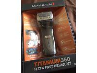 Remington titanium 360