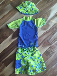 Toddler Swim Outfit