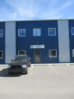 FOR SALE – 3,600 s.f.  Industrial Warehouse with fenced yard