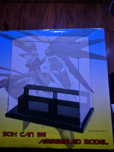 Display Case box for figures