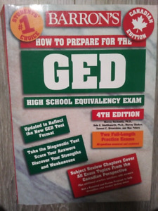 Barron's How To Prepare for the GED - 4th edition