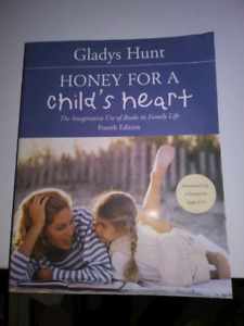Honey for a childs heart reading list