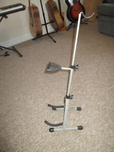Ingles Violin Stand & Bow Holder