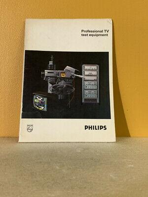 Philips Professional Tv Test Equipment