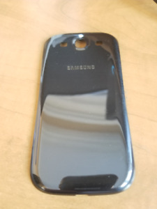 FOR SALE Blue Samsung Galaxy S3 SIII Hard Plastic Full Back