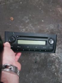 Fiat punto cd player