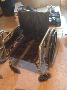 Folding tracer sx wheelchair