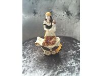 Royal Worcester gypsy figurine