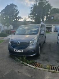 Renault trafic day van