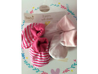 Baby girls soft shoes