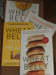 4 Wheat Belly Books