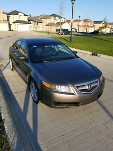 2006 Acura TL for sale. New safety. Not a rebuilt. Or best offer