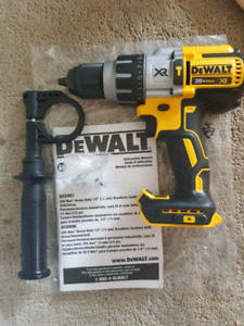 Dewalt 20V Brushless Hammer Drill