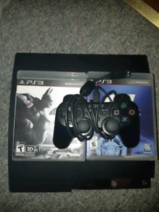 Ps3 for sale/ negotiable for the price